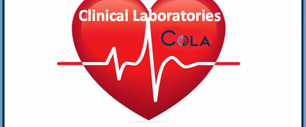 COLA starts celebrating laboratorians early for all their continued work with COVID-19