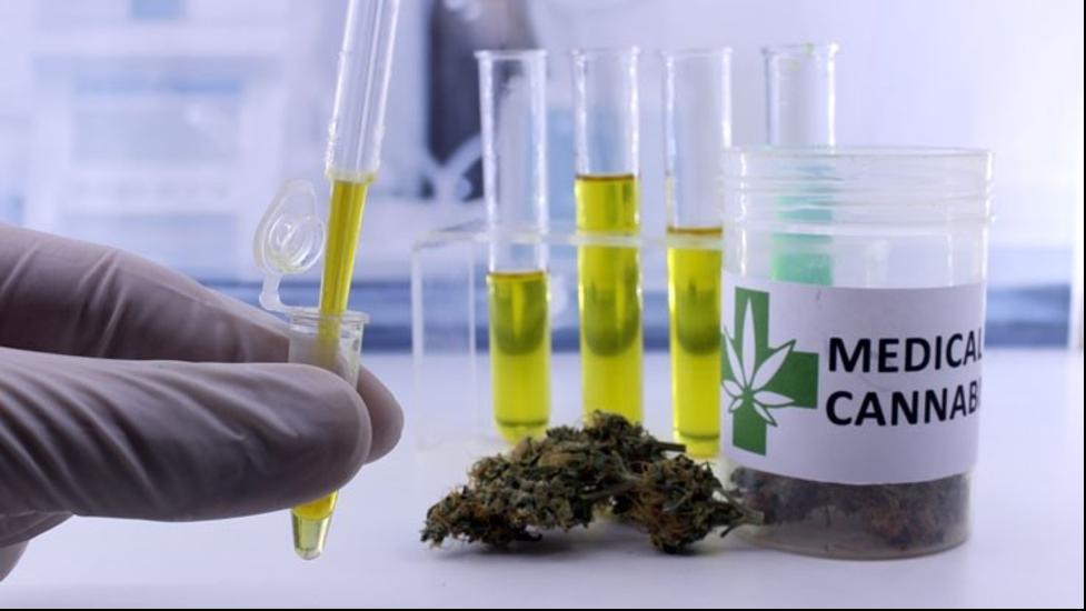 Cannabis testing accreditation